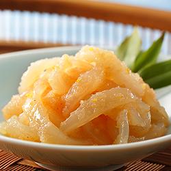 イカめんたい柚子風味